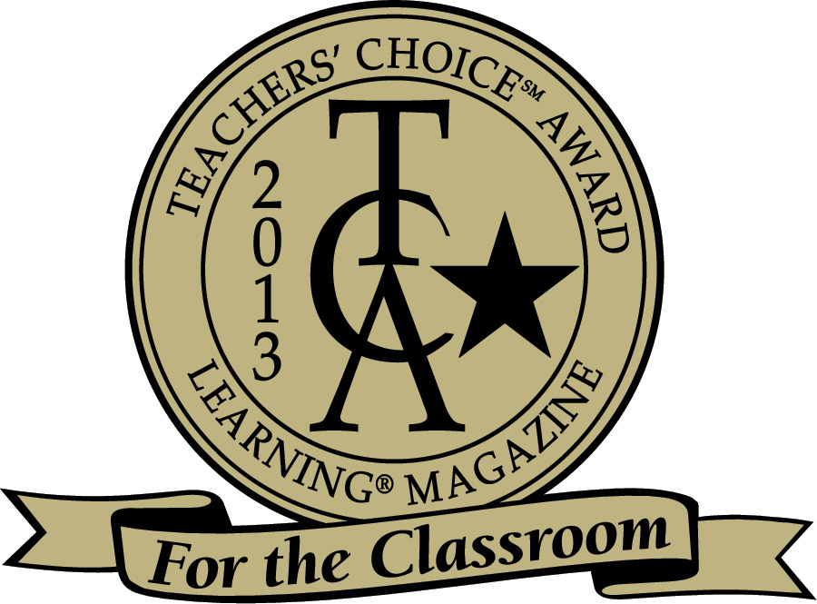 2013 Teacher's Choice Award Classroom Logo