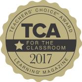 2017 TCA Classroom Award Logo