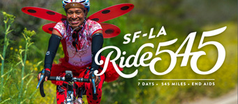 AIDS/Lifecycle Photo