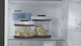 Ankomn Savior - in refrigerator