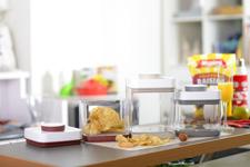 Ankomn Savior - snacks in kitchen