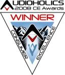 Kidz Gear Wins Audioholics 2008 CE Awards for Kidz Gear Headphones for Kids