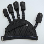 BeBop Sensors Forte Data Glove - Back Photo