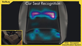 BeBop Sensors Occupant Classification System for Automotive Market - Car Seat Recognition