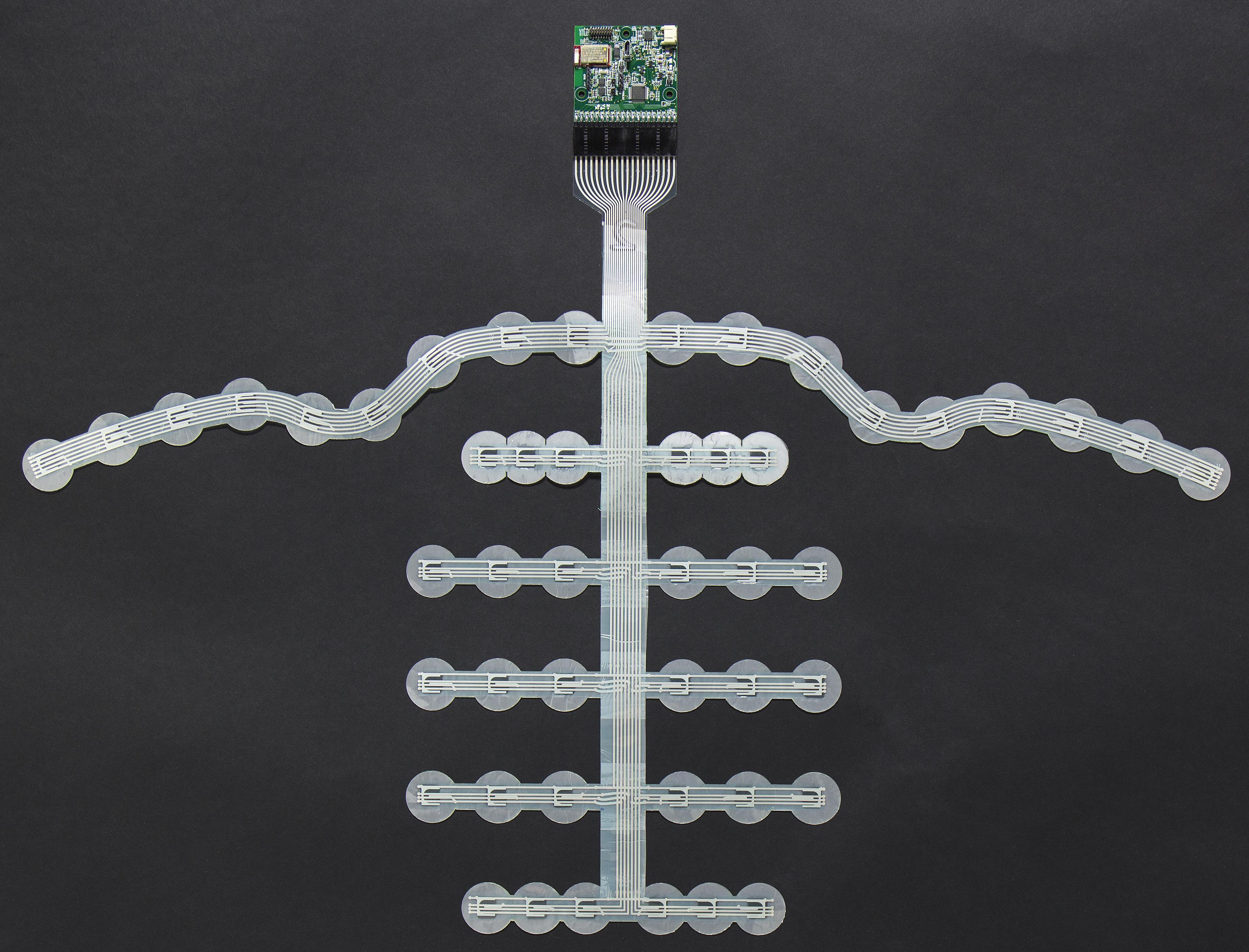 BeBop Sensors Smart Helmet Sensor