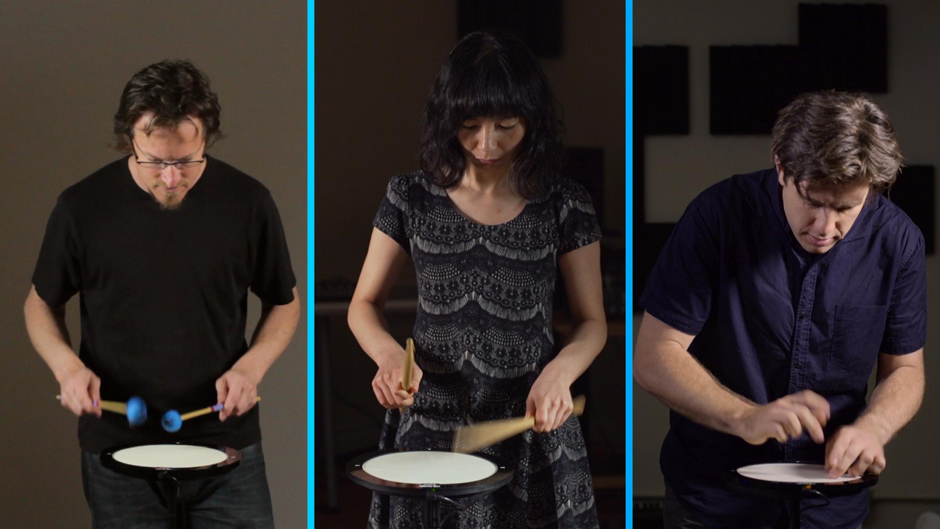 BopPad - drummers