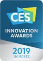 CES 2019 Innovation Awards Honoree Logo