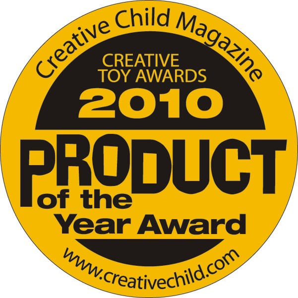 Creative Child Award 2010 Product of the Year