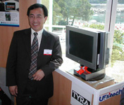 Dick Lu, Executive Vice President, SolarFocus