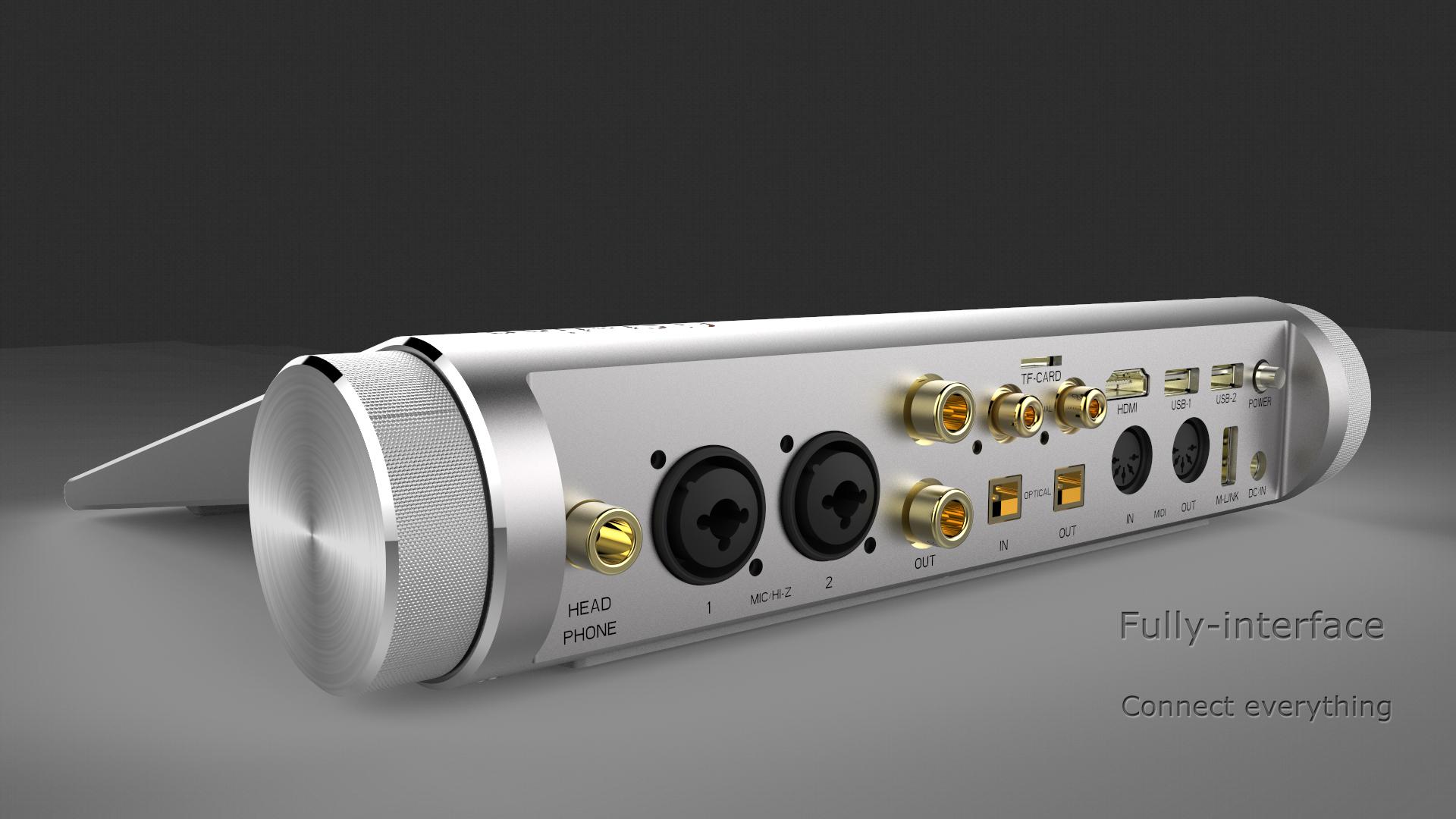 Fi Station - ports