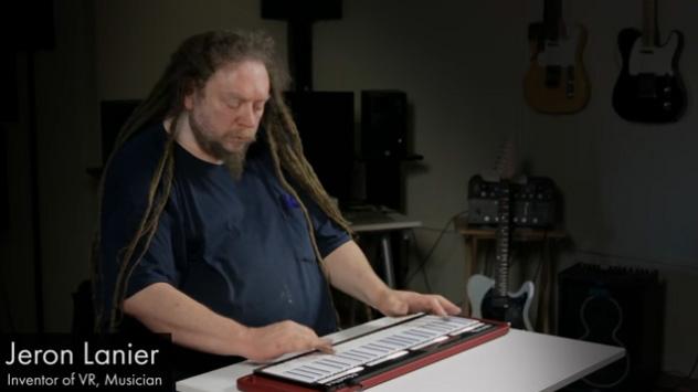 Jaron Lanier, Inventor of VR & Musician