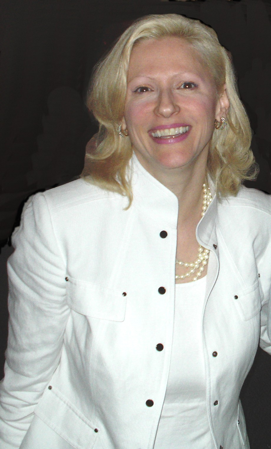 Karen Thomas at NAB