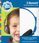 Kidz Gear Bluetooth Headphones - Box
