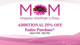 Kidz Gear Mother's Day 2016 Photo Promo