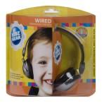 Kidz Gear Wired Headphones for Kids (CH68KG01)