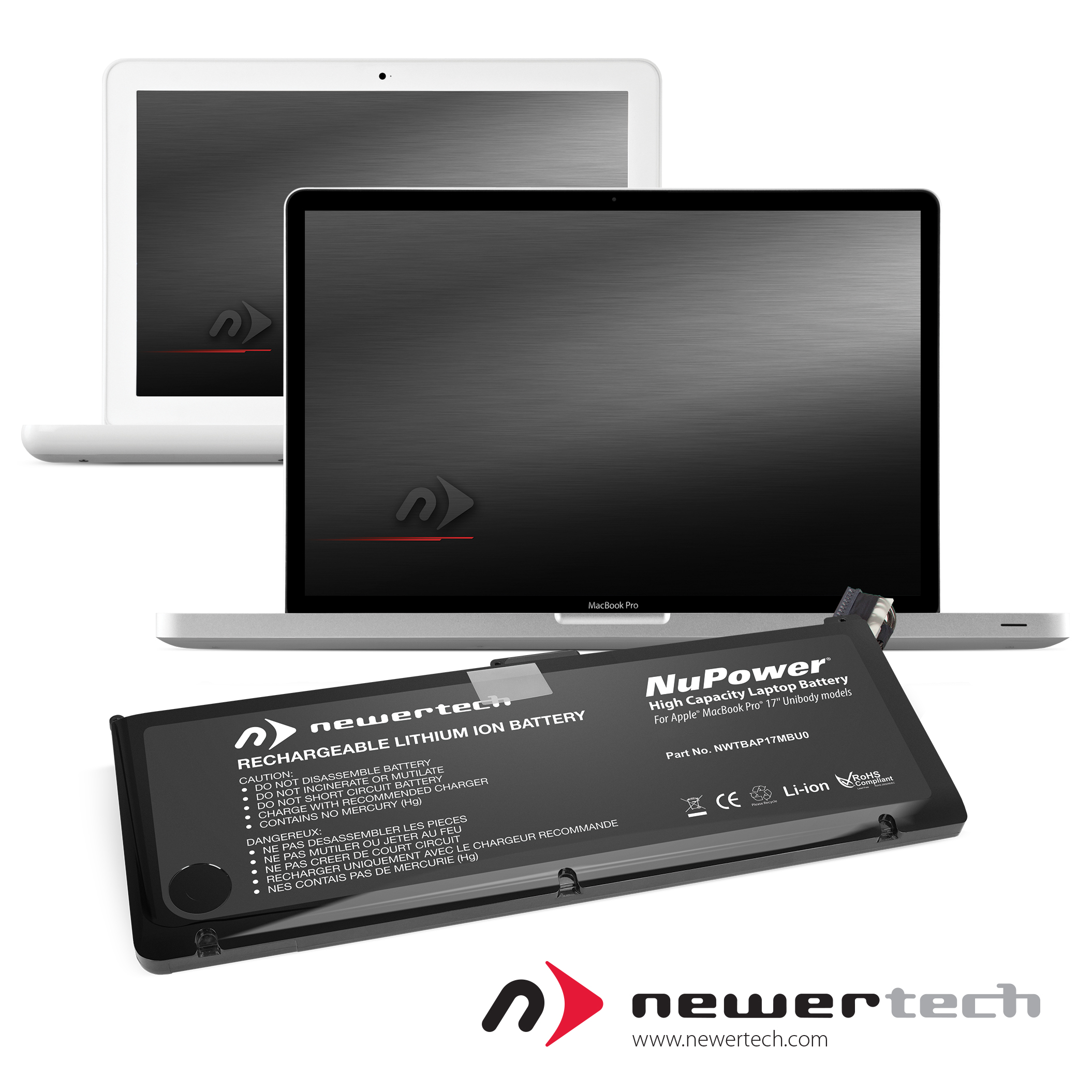 NewerTech NuPower Battery
