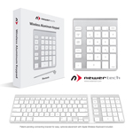 NewerTech Numeric Keypad with Box - white