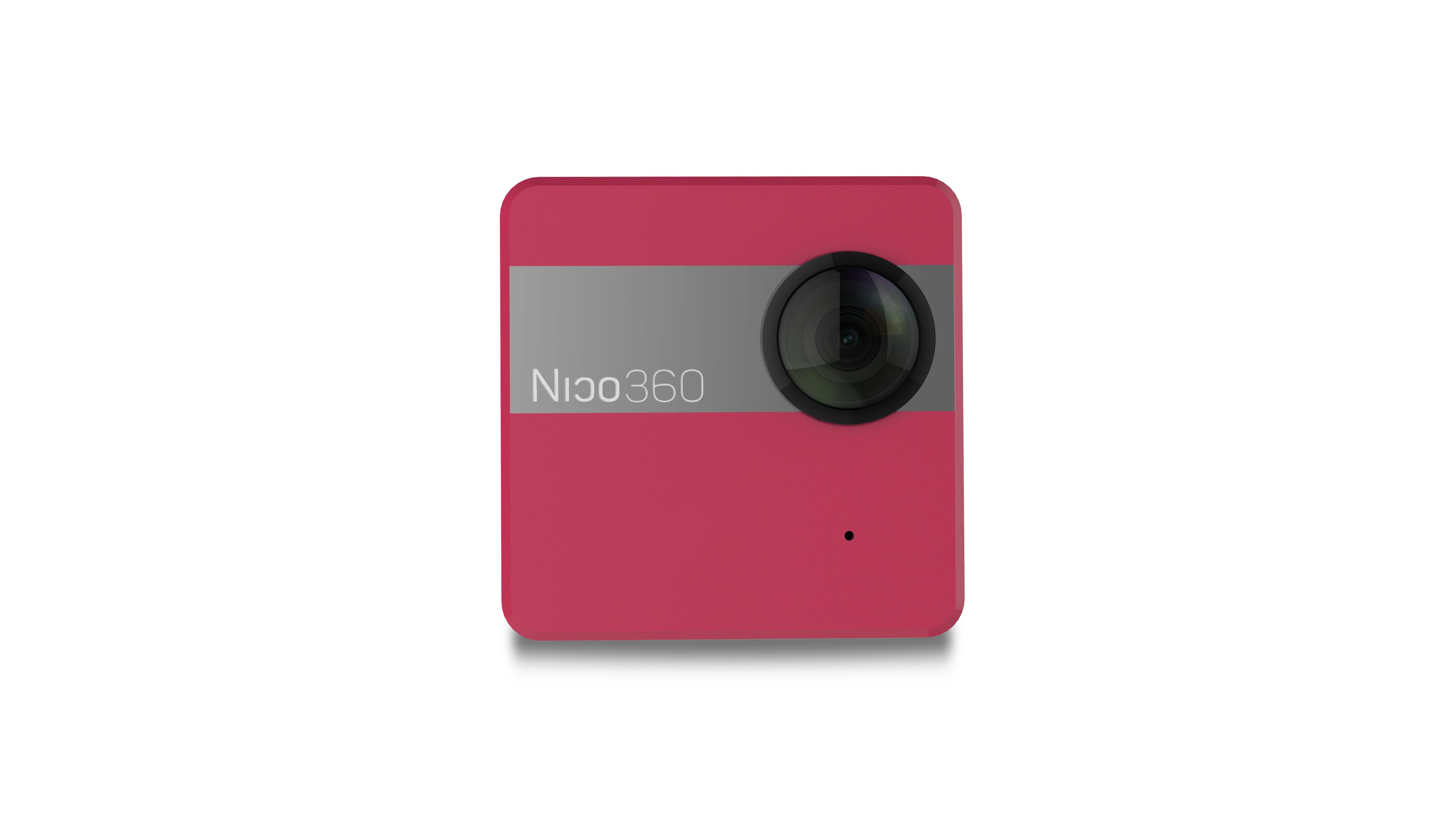 Nico360 - red