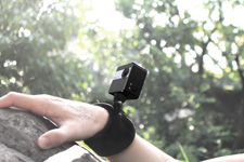 Nico360 attached to arm