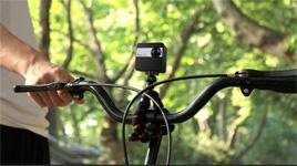Nico360 on Bike