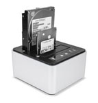 OWC Drive Dock with drives