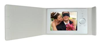 Photo Book (Pearl White) - Open View