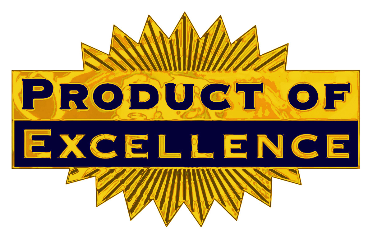 Product of Excellence Award Logo