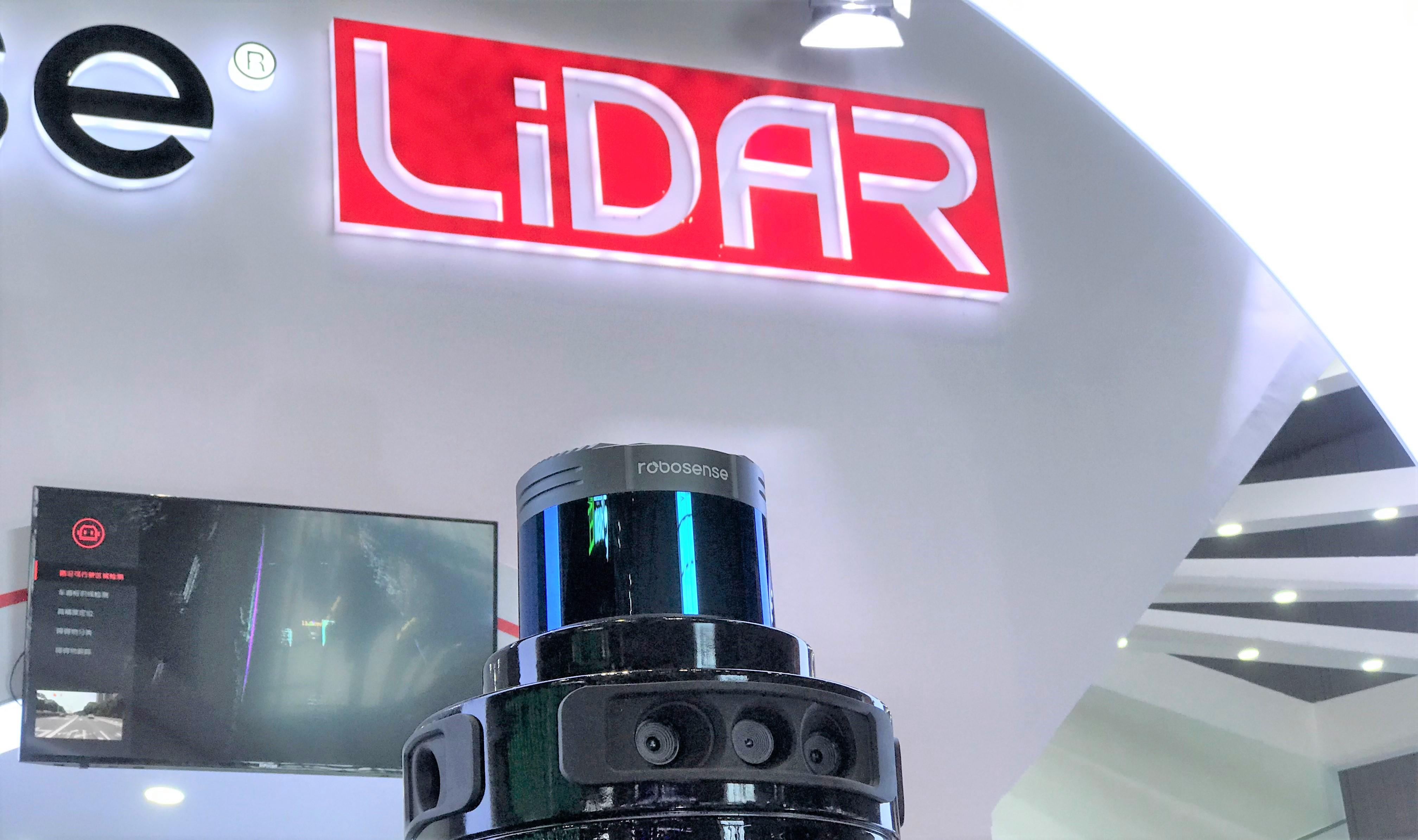 RoboSense Lidar