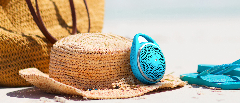 SoundDew - at Beach