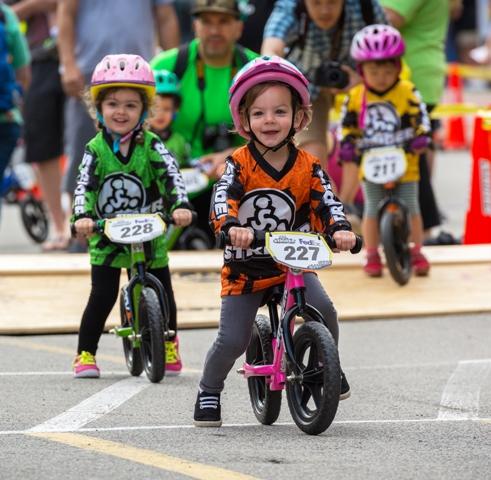 Strider Cup World Championship for Balance Bike Racing Photo