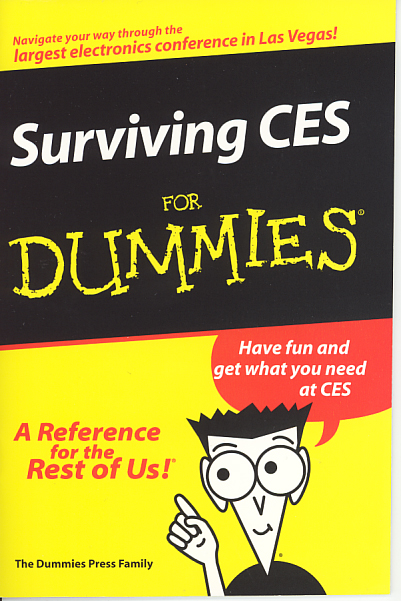"Thomas PR's ""Official KarenNet Party List"" in Surviving CES for Dummies, January 2006"