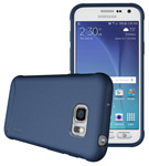 TUDIA ARCH Bumper Protective Case for Samsung Galaxy S7 Active - blue side