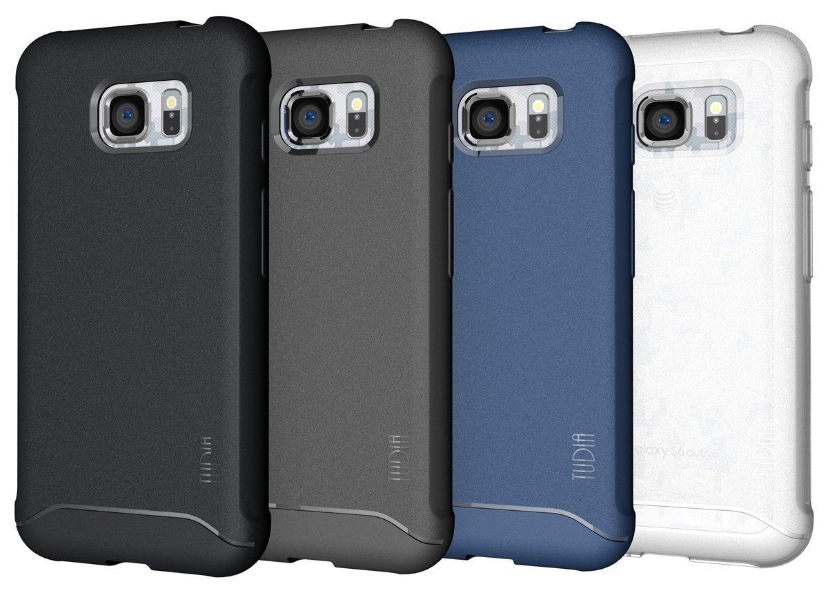 TUDIA ARCH Bumper Protective Case for Samsung Galaxy S7 Active - color3