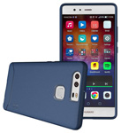 TUDIA Arch TPU Bumper Case for Huawei P9 - blue side front