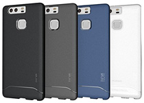 TUDIA Arch TPU Bumper Case for Huawei P9 - colors