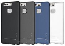 TUDIA Arch TPU Bumper Case for Huawei P9 - colors