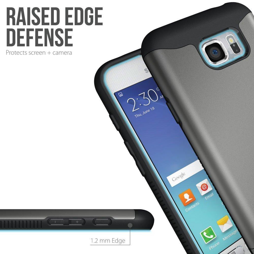 TUDIA MERGE Bumper Protective Case for Samsung Galaxy S7 Active - diagram4