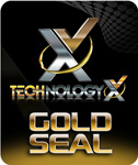 TechnologyX Gold Seal Award for NewerTech Keypad