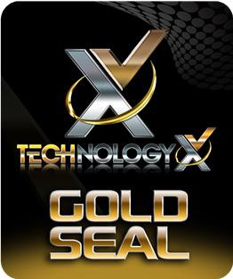 TechnologyX Gold Seal Award for NewerTech Keypad