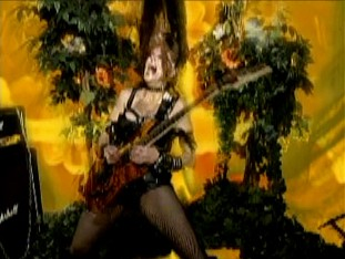 "The Great Kat ""The Flight Of The Bumble-Bee"" Music Video Clip from upcoming new DVD"