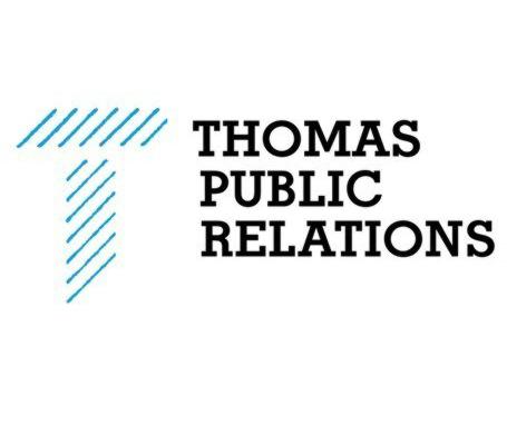 Thomas PR Logo Stacked