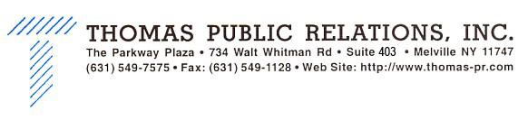 Thomas PR Logo with Address