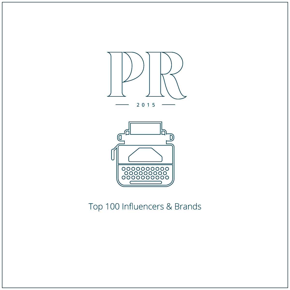 THOMAS PR NAMED �PR 2015: TOP 100 INFLUENCERS AND BRANDS� BY ONALYTICA SOCIAL MEDIA ANALYST GROUP