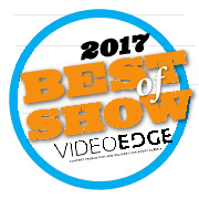 VideoEdge Best of Show Award 2017 Logo - NAB 2017