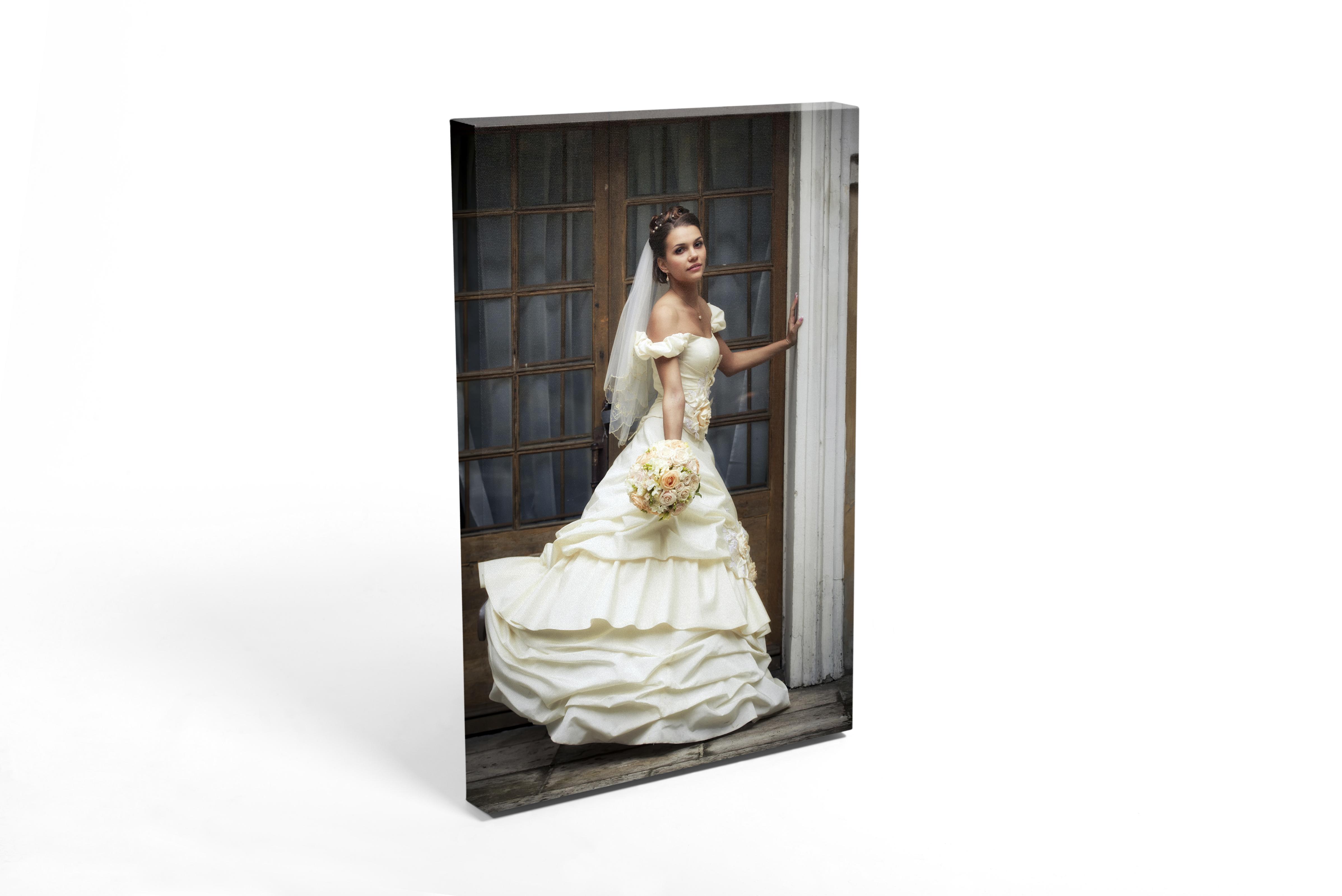 Bride Canvas