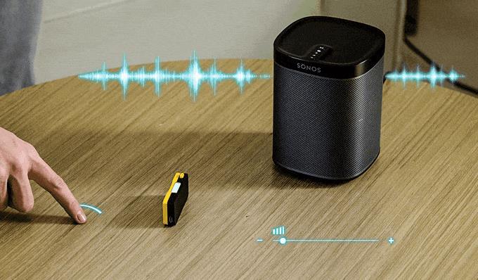 Welle - control speakers - volume