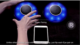 Yantouch EyE Photo - Bluetooth Stereo Pairing