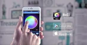 Yantouch EyE Photo - HueDJ App