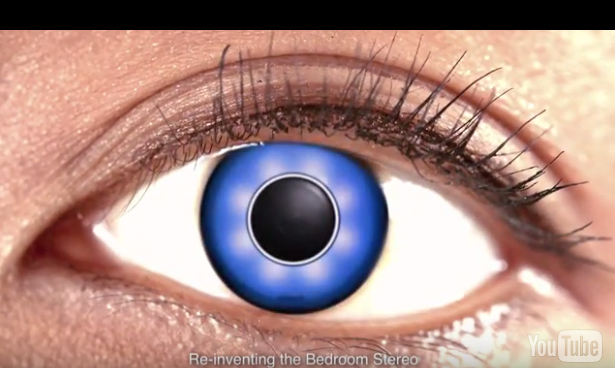Yantouch Eye photo -  YouTube video screen shot