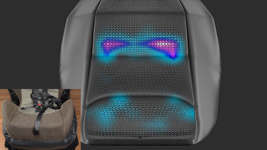 BeBop Sensors Occupant Classification System for Automotive Market - Car Seat Recognition
